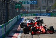 Formel 1: Formel 1 Sotschi, Vettel: Als Renault-Bremsklotz im Nirgendwo