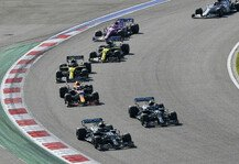 Formel 1: Formel 1, Bahrain-Vorschau: Klare Verhältnisse anstatt Chaos