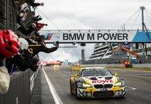 DTM: DTM 2021: ROWE Racing steigt mit BMW M6 GT3 ein