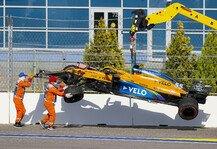 Formel 1: Formel 1 Russland: Sainz crasht McLaren-Chancen in Sotschi