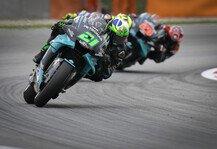 MotoGP: MotoGP-Analyse: Yamaha vs. Suzuki nun Titel-Duell?