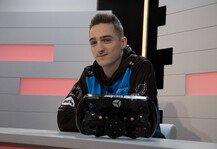 eSports: Vom Kartsport zum Sim-Racing: Arthur Lehouck im Interview