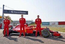 Formel 1: Formel 1, So lief Mick Schumachers Fiorano-Test im Ferrari