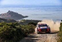 WRC: WRC Rallye Italien 2020: Sordo siegt, Neuville fängt Ogier ab