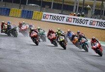 MotoGP: MotoGP Le Mans 2021: Zeitplan, TV-Zeiten und Livestream