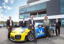 Auto: Porsche Experience Center Hockenheim setzt auf Michelin-Reifen