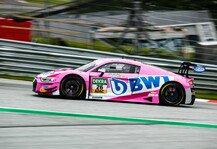 ADAC GT Masters: ADAC GT Masters: BWT Mücke Motorsport punktet im Jubiläumslauf