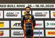 ADAC Formel 4: ADAC Formel 4 2020: Edgar und Crawford dominieren Rennsonntag