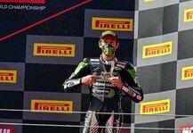Superbike WSBK: Philipp Öttl beendet Supersport-WM als Dritter