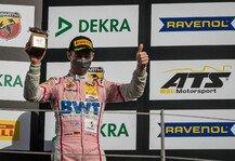 ADAC Formel 4: BWT Mücke Motorsport feiert Podestplatz von Joshua Dürksen