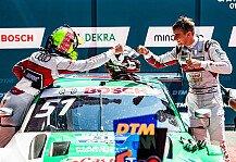 DTM: DTM - Audi-Teams Abt und Rosberg: Jetzt ist Feuer im Titelkampf