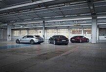 Auto: Porsche 2020: Neue Panamera-Modelle mit bis zu 700 PS