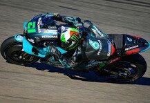 MotoGP: MotoGP Aragon 2020: Morbidelli siegt, Mir macht Big-Points