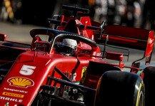 Formel 1: Formel 1, Ferrari lässt Vettel-Kritik nicht gelten: Autos ident