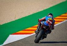 Moto2: Moto2: Sam Lowes übernimmt mit Aragon-Doppelsieg WM-Führung