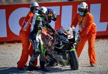MotoGP: MotoGP-Statistik: Johann Zarco ist auch 2020 Crash-König
