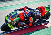 MotoGP: Aprilia lässt Smith und Savadori um MotoGP-Platz 2021 kämpfen
