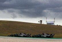 Formel 1: Formel 1 Live-Ticker Portugal: Rennen JETZT - Regen droht