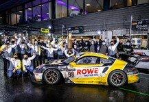 Mehr Sportwagen: Nürburgring bis Spa - ROWE Racing: Könige der 24-Stunden-Rennen
