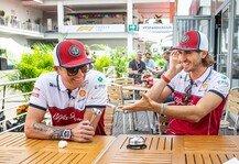 Formel 1: Formel 1 2021: Kimi Räikkönen und Antonio Giovinazzi verlängern