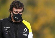 Formel 1: Formel 1: Fernando Alonso fehlt bei Alpine-Präsentation