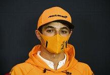 Formel 1: Formel 1 - Norris bleibt hart: Keine Entschuldigung an Stroll