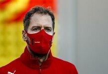 Formel 1: Formel 1, Vettel hadert mit sich: Irgendwas dieses Jahr anders