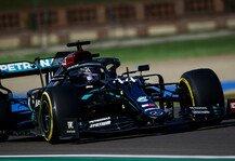 Formel 1: Formel 1 Imola, Training: Hamilton schlägt Verstappen