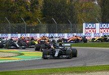 Formel 1: Formel 1: Kurzes Wochenende wie Imola 2020 hat keine Zukunft
