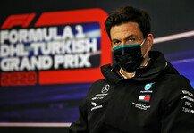 Formel 1: Formel 1 2025 - Toto Wolffs Traum-Motor: Nur Bio-Sprit