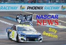 NASCAR: NASCAR Silly Season 2020/21: News und Infos aus der Winterpause