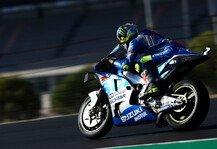 MotoGP: MotoGP Portimao: Horror-Wochenende für Weltmeister Joan Mir