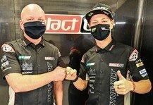 MotoE: Intact GP auch 2021 mit Dominique Aegerter auf MotoE-Titeljagd