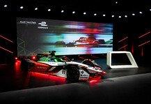 Formel E: Formel E: Audi startet erstmals mit selbst entwickeltem Motor