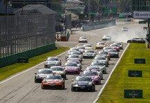 Supercup: Porsche Supercup, Kalender 2021: Traditionskurs feiert Premiere