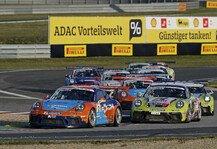 ADAC GT Masters: Porsche Carrera Cup bleibt im Rahmenprogramm