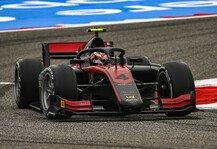 Formel 2: Formel 2 Bahrain-Qualifying: Ilott auf Pole, Schumacher nur P10