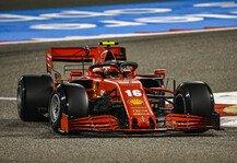 Formel 1: Formel 1, Realität holt Ferrari ein: Leclerc erwartete mehr