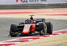 Formel 2: Formel 2 Bahrain: Schumacher verpasst Podium bei Drugovich-Sieg