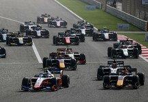 Formel 2: Formel 2, Saison 2021: Alle Fahrer und Teams in der Übersicht