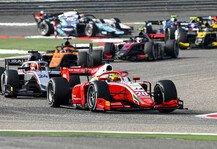 Formel 2: Formel 2 Sakhir 2020: News und Ergebnisse im Ticker