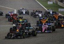 Formel 1: Neuer Formel-1-Boss: In Zukunft wieder weniger Rennen?