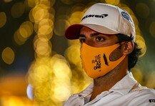 Formel 1: Formel 1: Sainz fordert für Ferrari-Test die Alonso-Privilegien