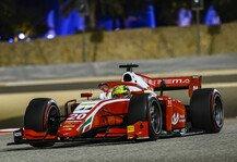 Formel 2: Formel-2-Qualifying Sakhir: Schumacher-Unfall! Nur P18