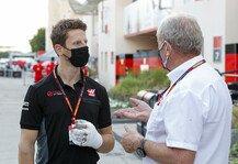 Formel 1: Formel 1, Grosjean akzeptiert Crash als Karriereende: Ohne Reue