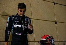 Formel 1: Formel 1 Bahrain: Russell schielt im Mercedes aufs erste Podium
