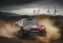 Formel E: Extreme E 2021: Saisonstart in Saudi-Arabien verschoben
