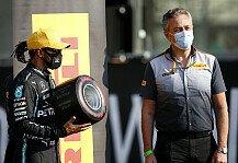 Formel 1: Formel 1 fährt ein Jahr länger mit Pirelli-Reifen