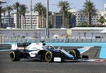 Formel 1: Formel 1: Williams gibt Jack Aitken Chance in Abu Dhabi
