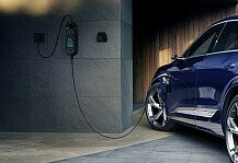 Auto: Elektromobilität: Intelligenz gegen den Blackout im Audi e-tron